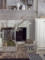Shabby Chic Fireplace Mantels by Designers U0027 Best Budget Friendly Living Room Updates Fireplaces