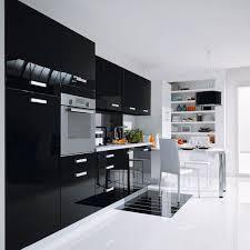 cuisine designe cuisine blanche sol noir 8 cuisine design les 25 mod232les