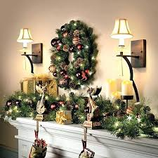 improvements indoor outdoor lighted christmas garland outdoor christmas garland outdoor lighted garland lights