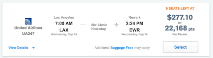 United Domestic Baggage Fees 7 Step Guide To Flight Rewards With Chase Sapphire Preferred