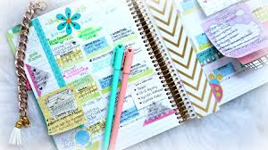 How To Make Your Own Desk Calendar How To Organize And Decorate Your Planner Youtube