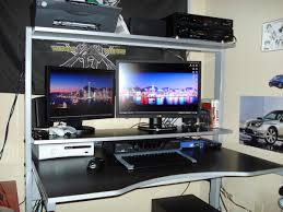 Granite Computer Desk Computer Gaming Desks Australia In Horrible Ergonomic In Ergonomic