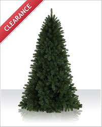 plain design unlit tree 7 5 ft fraser fir market