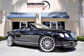 bentley gtc custom 2008 bentley continental gtc mulliner renntech mulliner stock