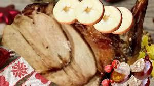 cuisiner du marcassin cuissot de marcassin rôti aux marrons et pommes recette par