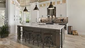 omega kitchen cabinets reviews casual kitchen with large island omega cabinets image surrey bcomega