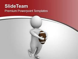 rugby player sports powerpoint templates ppt themes and graphics 0