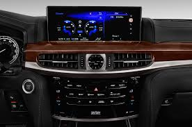 lexus lx interior 2017 2017 lexus lx570 center console interior photo automotive com
