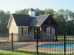 pool houses homestead structures 10 x 14 avalon house vinyl siding
