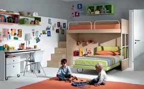 Kid Spaces  Shared Bedroom Ideas - Boys shared bedroom ideas