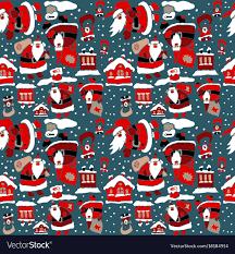 christmas wrapping paper christmas wrapping paper royalty free vector image