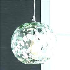 Blown Glass Pendant Lighting Blown Glass Mini Pendant Lights Fooru Me