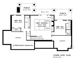 walkout basement floor plans 28 images ranch home plan with