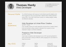 Resume Templates Html Html Resume Template Sheldon 25 Free Html Resume Templates For