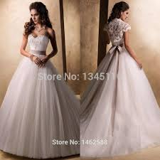 aliexpress com buy sweetheart bow sashes white tulle princess