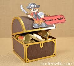 Treasure Chest Favors by Treasure Chest Treat Boxes Lab