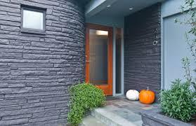 the modern front door build blog