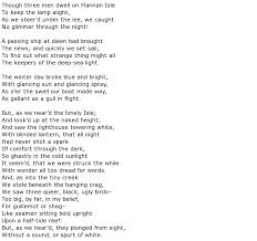 The Blind Boy Poem Summary Wilfrid Wilson Gibson Poems U003e My Poetic Side