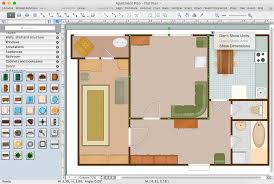 layout floor plan building plan software create great looking building plan home