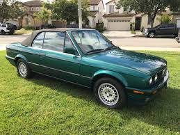 one owner 5 speed 1991 bmw 318i bring a trailer