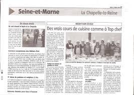 cours de cuisine seine et marne l atelier gourmand cours de cuisine à noisy sur ecole à 15