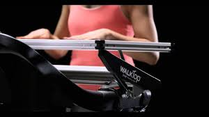 Diy Treadmill Desk by Walktop Treadmill Desk Demo Youtube