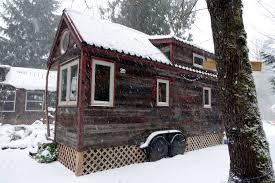 tiny house skirt a simple diy option for under 100