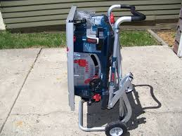Bosch Table Saw Review bosch worksite table saw review is there any other tools in