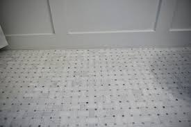 laying a wood basket weave floor tile robinson house decor