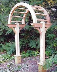 Arbors And Pergolas by Arbors Arches U0026 Pergolas By Island Post Cap