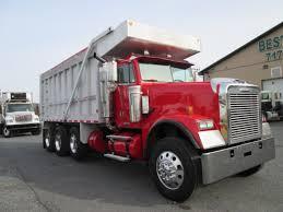 freightliner dump truck freightliner tri axle aluminum dump truck for sale 11015