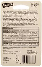 Plz Bad Pyrmont Carmex Cherry Lippenbalsam Tube 12er Pack 12 X 10 G Amazon De