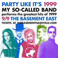 my so called band party like it u0027s 1999