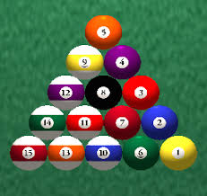 how to set up a pool table 8 ball pool game with opengl c