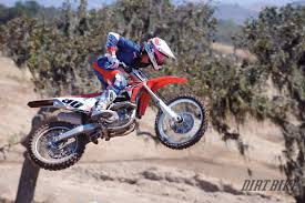 motocross bike sizes dirt bike magazine 2015 honda crf450r test