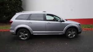jeep journey 2015 2015 dodge journey crossroad silver ft574870 kirkland