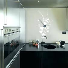 pendule murale cuisine pendule moderne cuisine horloge pour cuisine moderne horloge murale