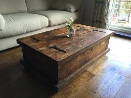 Rustic Storage Coffee Table Rustic Storage Coffee Table Coffee Table