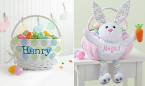 personalized easter buckets personalized easter baskets personalized easter baskets starting