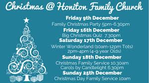 christmas at honiton family church