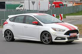 2013 ford focus st upgrades wind up the boost henry hotter ford focus st spotted by car magazine