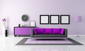 Purple Living Room Ideas by Purple Living Room Chic And Glam Living Room The From Panama