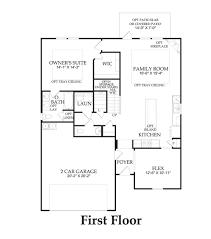 floor plans of military housing u2013 house design ideas