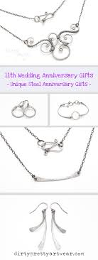 11th anniversary gifts for 11th wedding anniversary gifts unique steel anniversary gifts