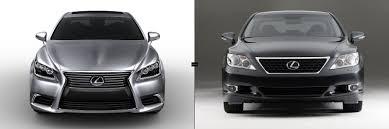 old lexus black new photo gallery of 2013 lexus ls460 and ls460 f sport sedans