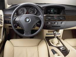 bmw inside view view of bmw 530i sedan photos video features and tuning
