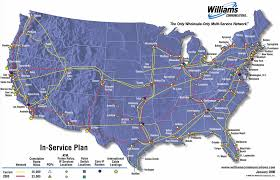 map usa to europe an atlas of cyberspaces cables and satellites