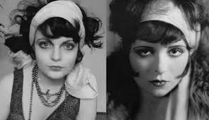 20shair tutorial clara bow makeup tutorial 1920 s hollywood glamourdaze