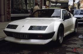 renault alpine a310 alpine a310 car classics