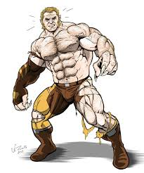 uncanny avengers sabretooth by nmrosario on deviantart